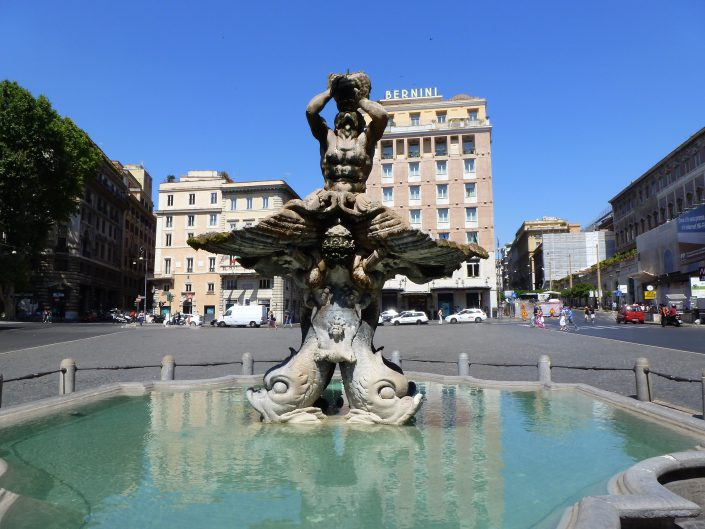 Tour Bernini à Rome