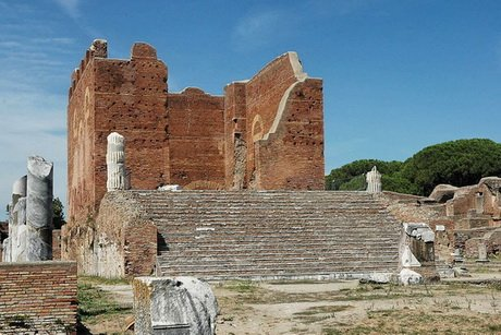 Visite de Ostie Antique