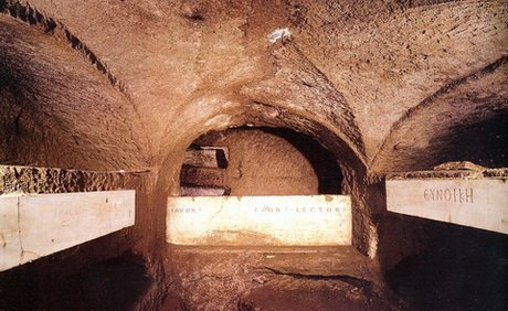 Visite Catacombes Rome