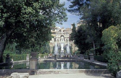 Villa d'Este Tivoli Tour