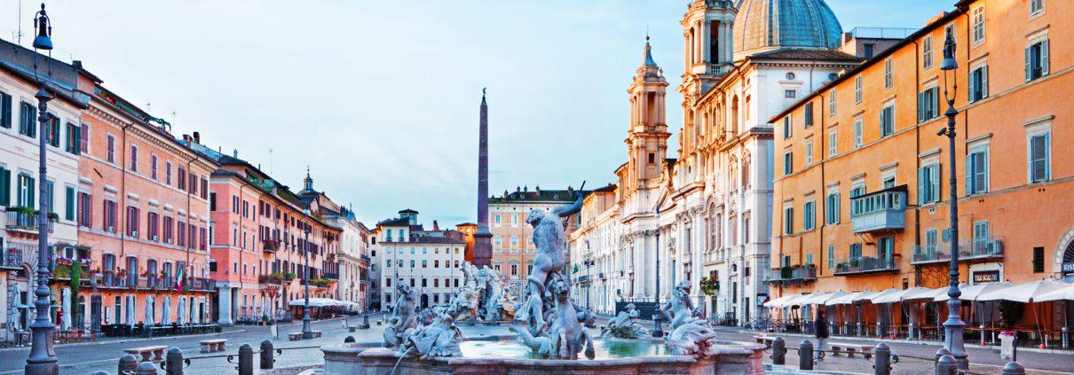 Visite Places de Rome