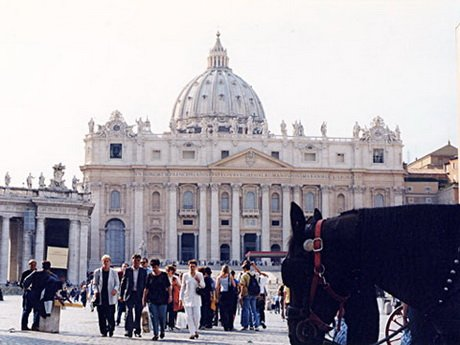 SAINT PETER BASILICA TOUR