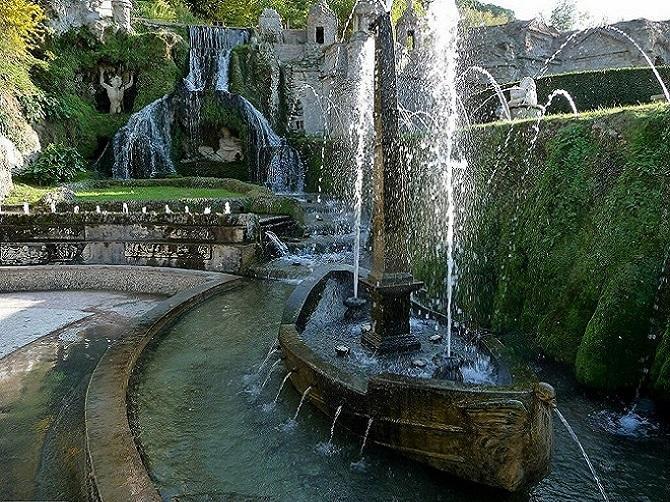 Visita Villa d'Este Tivoli
