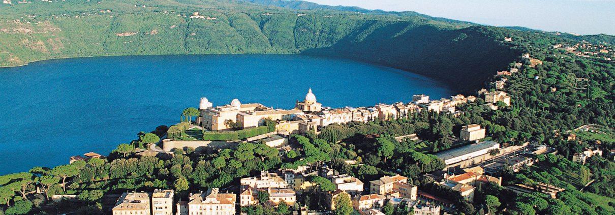 Visita Castel Gandolfo