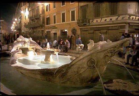Visite Roma la Nuit