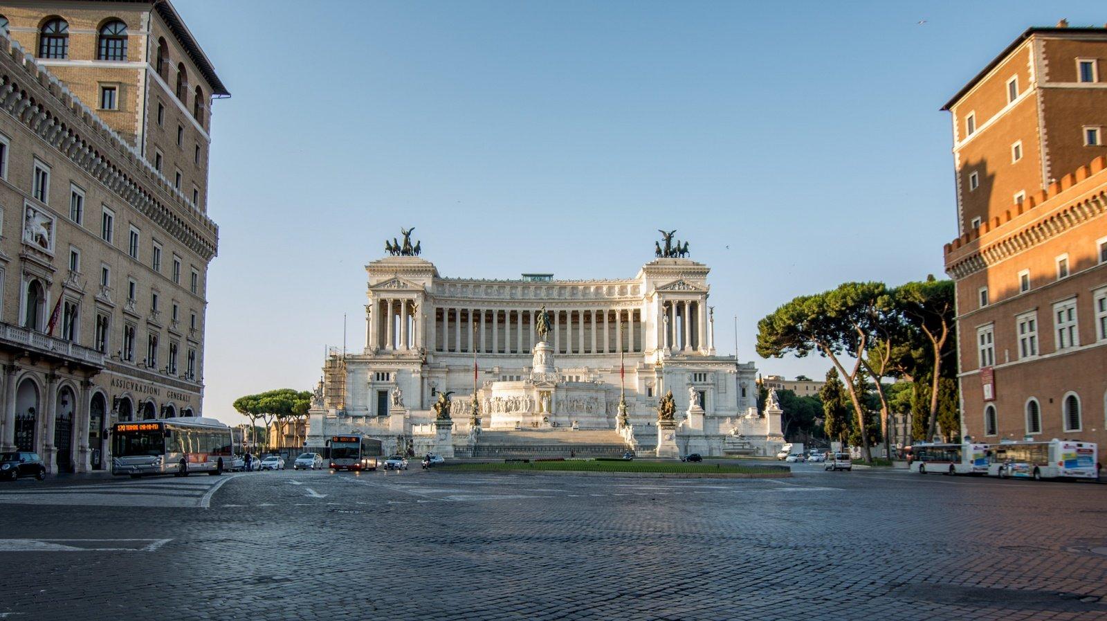 Visite de Rome avec Chauffeur