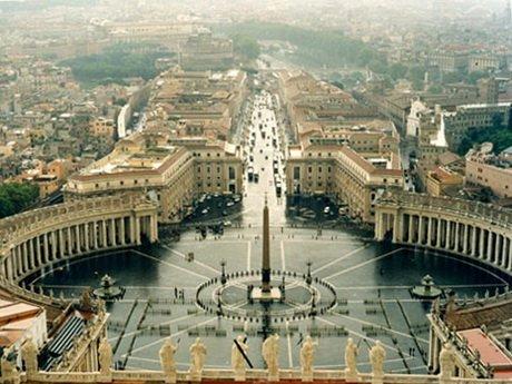 Benedicion Papal