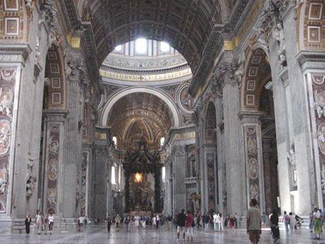 Visita Basilica San Pietro