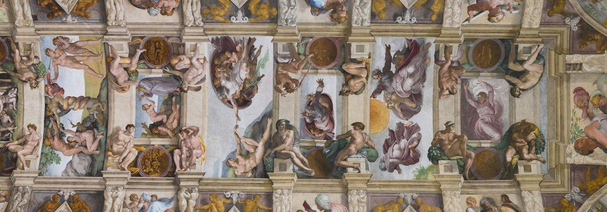 Volta Cappella Sisitina