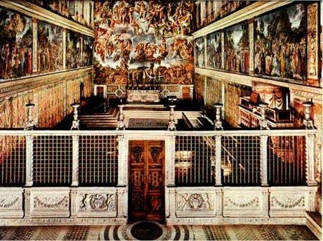 Visita Museos Vaticanos
