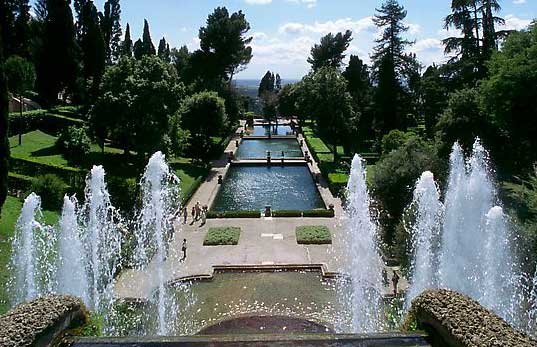 Visita Villa d'Este