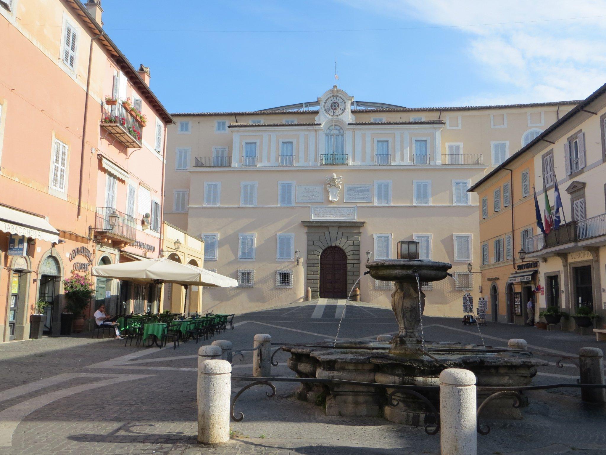 Palazzo Castel Gandolfo