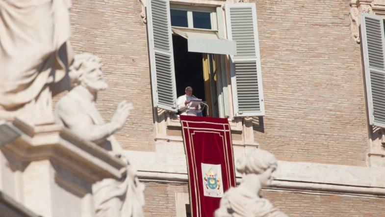 Angelus Papa Francesco