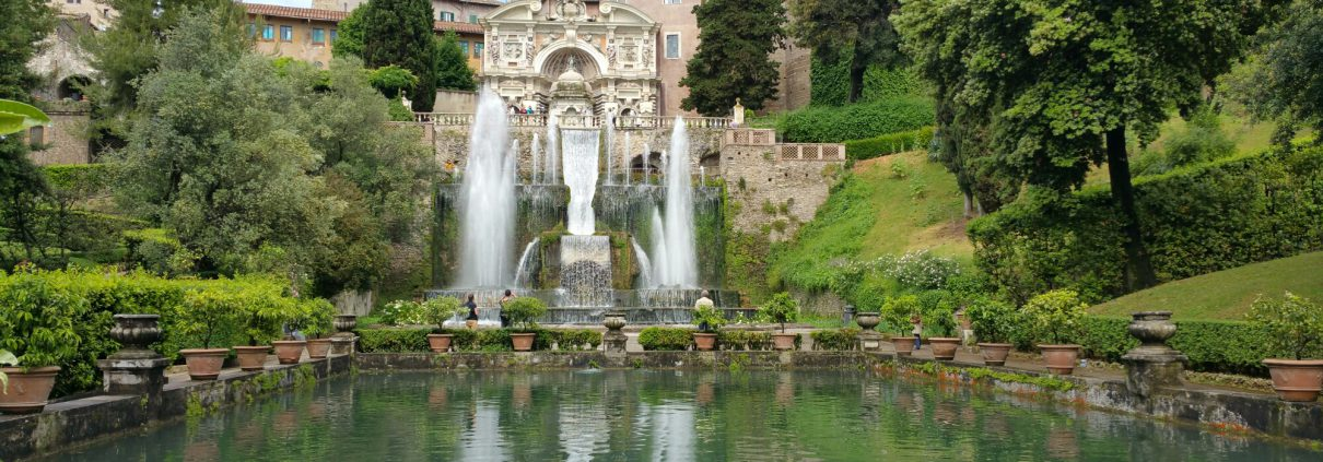 Tivoli Villa D'Este