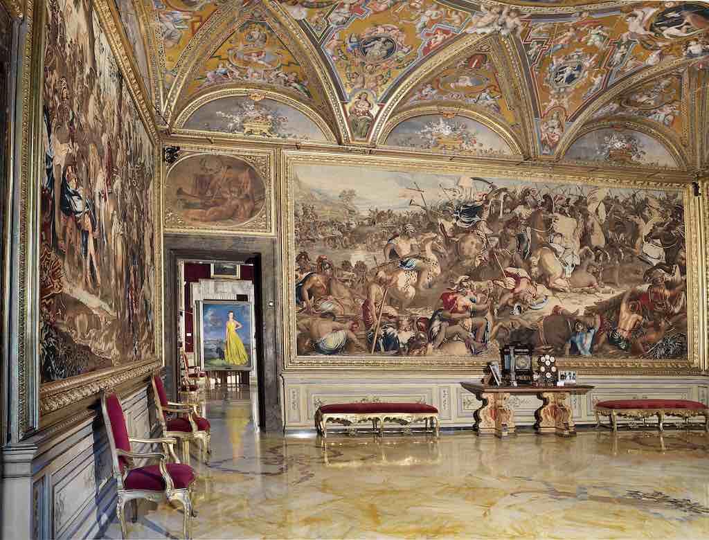 Colonna Padiglione Pio