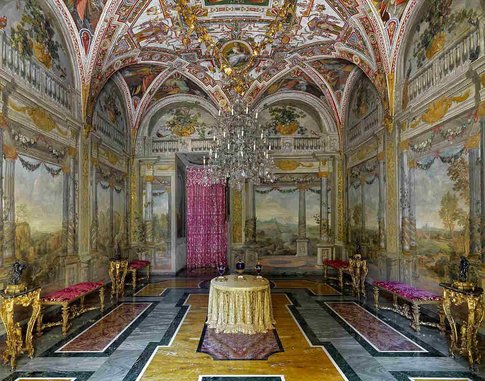 Sala da Pranzo Palazzo Colonna