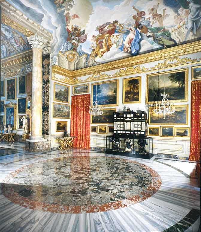 Sala dei Paesaggi Colonna